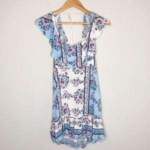 Jaase Australian boho mini dress
